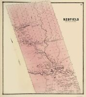 Redfield New York - Stone 1866 - 23.00 x 25.91