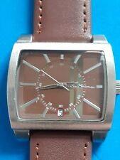 Ben Sherman Men's Watch R425 With Brown Leather Strap