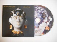 THOMAS BELHOM : MARITIMA ♦ CD ALBUM PORT GRATUIT ♦