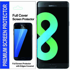 For Samsung Galaxy S8 Plus - Full Coverage Clear Screen Protector Film Guard