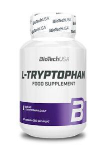 BioTechUSA - L-Tryptophan - 60 Kapseln