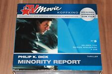 Philip K. Dick - Minority Report (Hörbuch 4xCD)