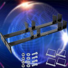2-Place weed-eater Edgers gas Trimmer Rack holders for Open Landscape Trailer