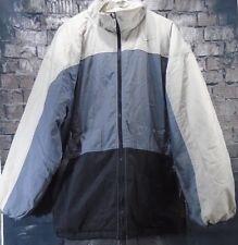 Nike Black Gray Women's Sz M (8-10) Winter Coat Jacket