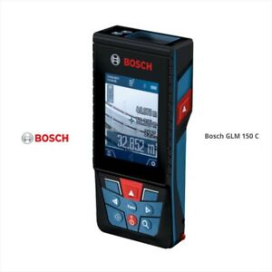 Bosch Laser Measure meter GLM 150C  150M Android / iOS (Expedite Shipping)