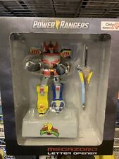 Power Rangers Hasbro 2019 Megazord Letter Opener With Removable Power Sword NIB!