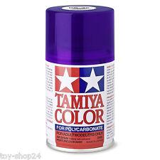 TAMIYA # 300086045 PS-45 100 ml Translucide Violet Polycarbo