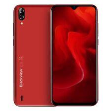 "6.1"" Blackview A60 1Go+16Go Smartphone 13MP 4080mAh Téléphone Rouge Dual Camera"