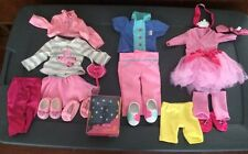 Our Generation Doll 18 Inch Clothing Lot