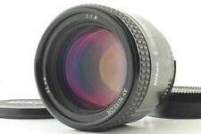 【EXCELLENT+5】 Nikon AF Nikkor 85mm f/1.8 Portrait Telephoto Lens From JAPAN #394