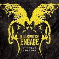 """KILLSWITCH ENGAGE """"KILLSWITCH ENGAGE"""" CD+DVD NEU"""
