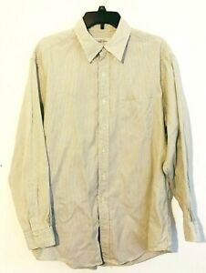 Mens Books Brothers Makers Long Sleeve Button Shirt