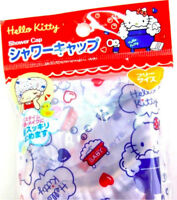 New SANRIO Hello Kitty Kawaii Cute Shower Cap Bath time round 46cm free size