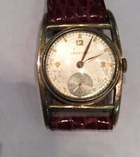 Ladies longines 10k Gold Filled Watch with Brand new Brown leather Band