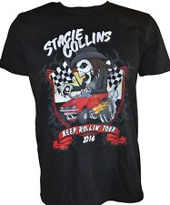 STACIE COLLINS-KEEP Rollin 2016 Tour 1-Gildan Softstyle T-Shirt-L - 165189