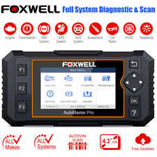 FOXWELL NT624 Elite Engine ABS AIRBAG SRS Engine SCANNER Car Diagnostic Tool