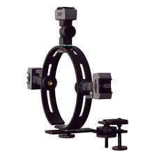 Articulación ferrocarril ring-relámpago ferrocarril accesorios-carril cámara riel para foto y vídeo