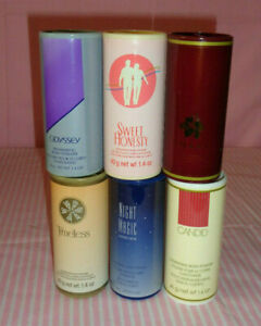 Avon shimmering parfumed talc powder 1 pcs.40g/14 oz