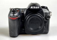 Nikon D200 10.2 MP Digital SLR Camera - Black (Body Only)