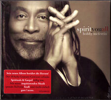 Bobby McFERRIN: SPIRIT YOU ALL Spirituals Gospel Swing Low Glory Spirityouall CD