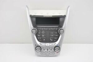 2010 2011 Chevrolet Equinox Climate Radio Dash Control Panel GM 20906742