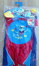 T BNWT Zoggs Swimfree Floatsuit, Learn to Swim Age 2-3Y Stage 2 Swimming Beac