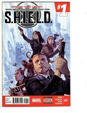 2 S.H.I.E.L.D. Marvel Comic Books # 1 Agents of S.H.I.E.L.D. # 2 Mark Waid WM7
