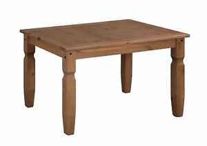 Corona Dining Table 5'0 Mexican Solid Pine by Mercers Furniture®