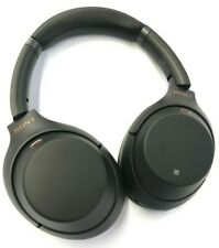 Sony WH-1000XM3 Wireless Over the Ear Headphones- Black (40-1A)