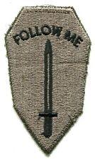 US Army Infantry School ACU Patch