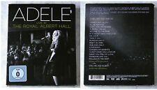 ADELE Live At The Royal Albert Hall .. DVD + CD