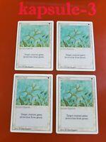 4x Green Ward | Revised | MTG Magic The Gathering Cards