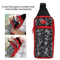 For Nintendo Switch Lite Host Backpack Travel Bag Protective Carrying Case Pouch