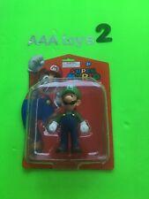 Nintendo LUIGI 13cm Large Figure Collection Super Mario Brothers MOC 2012