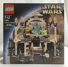 Star Wars LEGO Jabba's Palace 4480 Mint in Factory Sealed Box