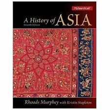 History of Asia: By Murphey, Rhoads