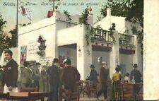 spain, SEVILLA, Feria, Interior de la Caseta de Artistas (1899)