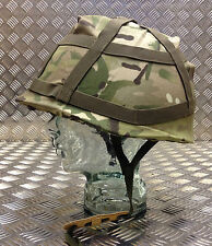 Genuine British Army MTP Multi-Terrain Pattern Helmet Cover Size Adjustable. NEW