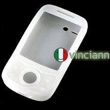 Custodia BIANCA silicone alta qualità HTC CRUISE T4242