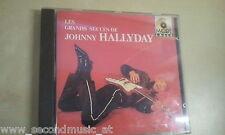 CD--JOHNNY HALLYDAY--LES GRANDS SUCCES DE---ALBUM
