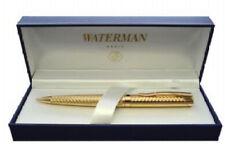 WATERMAN L`ETALON GOLD  BALLPOINT  PEN NEW  IN  BOX