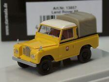 Starmada/ Brekina Land Rover 88 Schweizer Post PTT - 13857 - 1:87