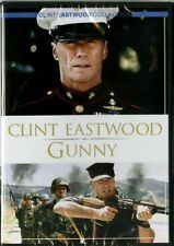 GUNNY CON CLINT EASTWOOD (DVD) ITALIANO, NUOVO