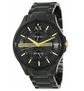 Armani Exchange Men's Fashion Black Watch AX2121