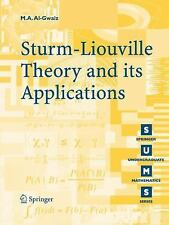 Sturm-Liouville Theory and Its Applications: By Mohammed Abdelrahman Al-Gwaiz