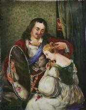 KPM - Bildplatte seltene Porzellanmalerei 1844 – 1847 - 18059 –