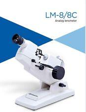 Topcon LM-8 manual lensmeter