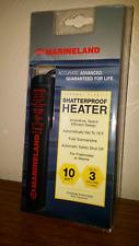 Marineland Heater for 3 gal Aquarium, 10-watt New