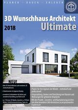 3D Wunschhaus Architekt Ultimate 2018