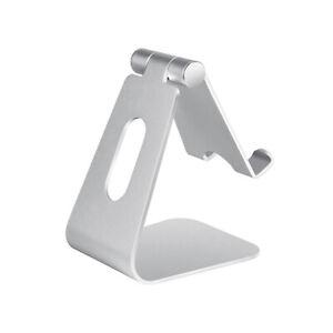 Universal Aluminum Desktop Foldable Adjustable Stand Holder for Tab Cell Phone
